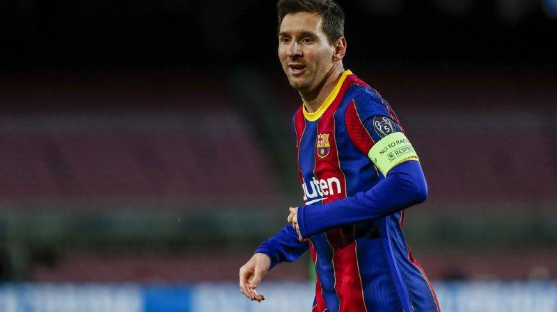 Football: Lionel Messi quitte officiellement le FC Barcelone