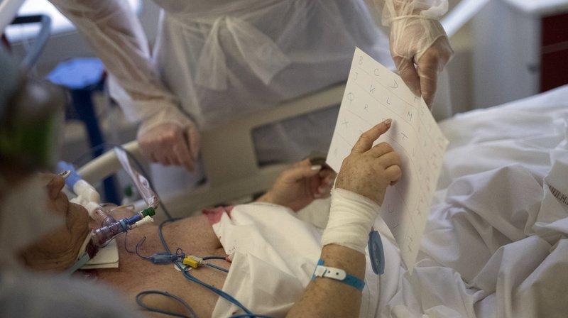 Coronavirus: environ 85% des personnes hospitalisées en France pas vaccinées