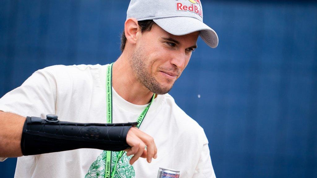 Tennis: tenant du titre, Dominic Thiem annonce son forfait pour l'US Open