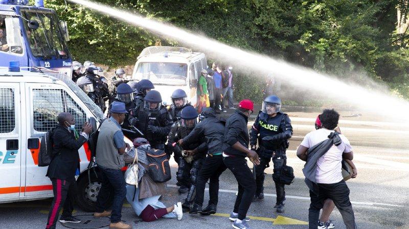 Cameroun: le rassemblement interdit des anti-Biya à Genève tourne à l'émeute
