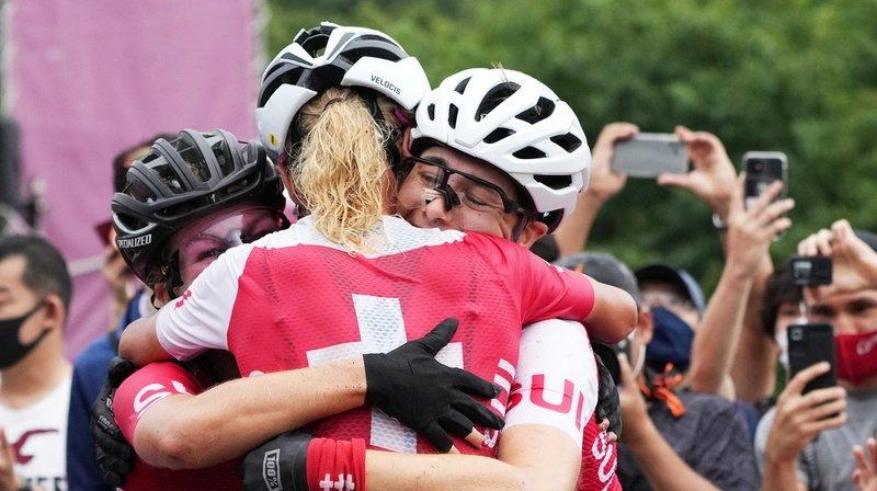JO 2021 et VTT: «C'est une incroyable histoire», lâche la championne Jolanda Neff