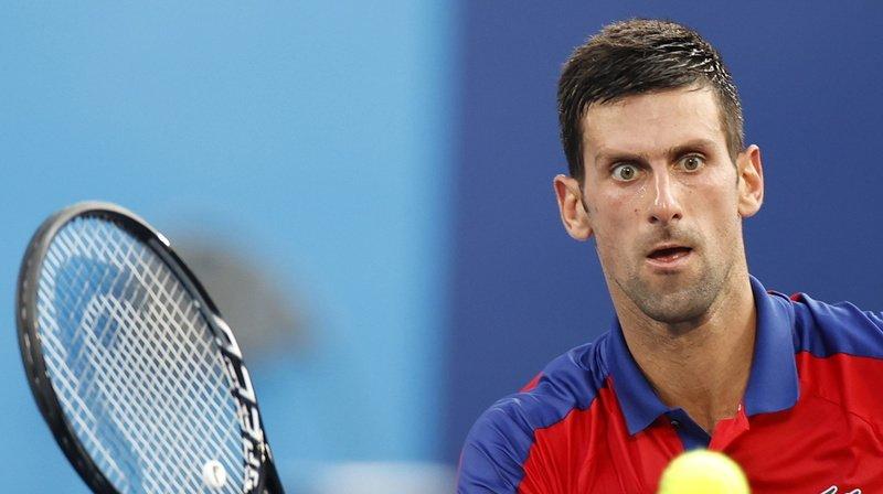 JO 2021 et tennis: pas de Grand Chelem doré pour Djokovic, qui s'incline en demie