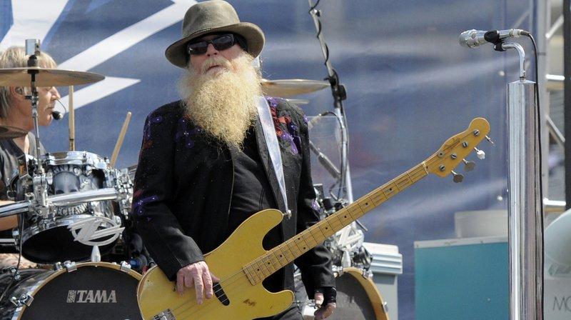 Carnet noir: le groupe ZZ Top perd l'une de ses barbes, Dusty Hill, mort à 72 ans