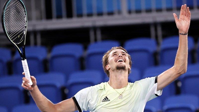 JO 2021 - Tennis: Alexander Zverev est le nouveau Champion olympique du simple