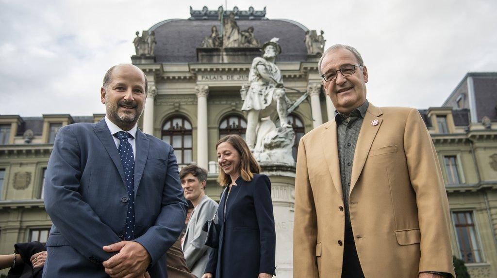 Fête nationale – Guy Parmelin: un marathon du 1er août qui s'achève à Lausanne