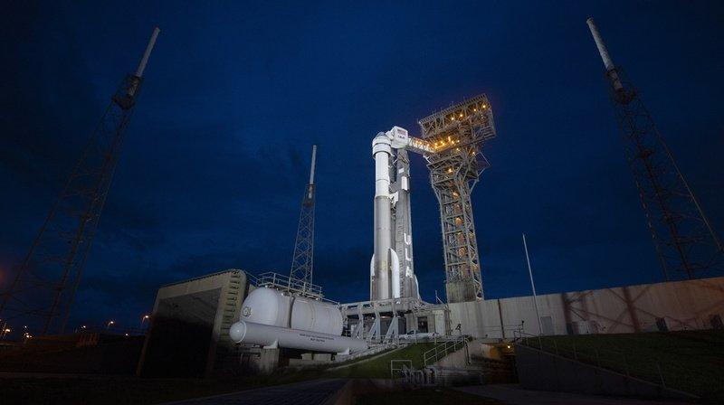 Espace: le vol test non habité de Boeing vers l'ISS retardé