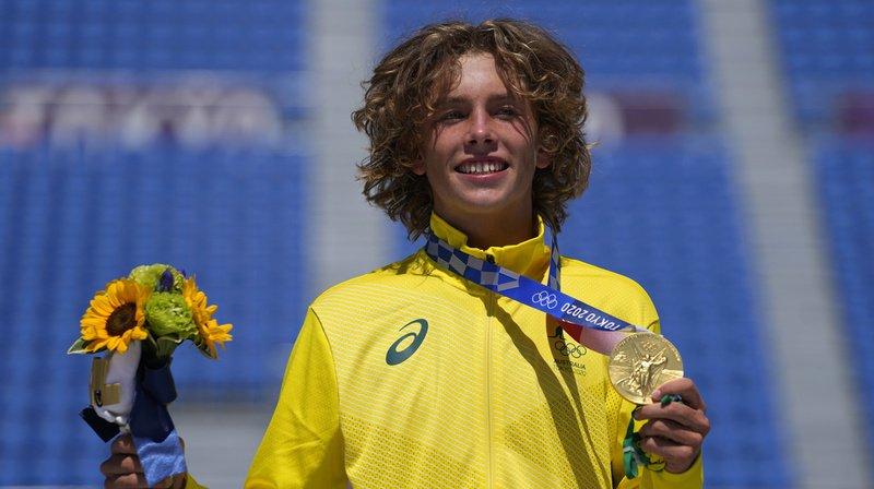 JO2021 – Skateboard: l'Australien Keegan Palmer premier champion olympique de park