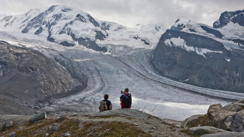 Climat: le contre-projet à l'initiative pour les glaciers n'interdit pas les énergies fossiles