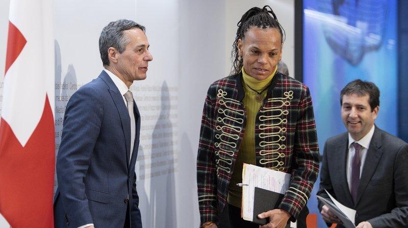 Pourquoi l'ambiance semble tendue au Département fédéral des affaires étrangères