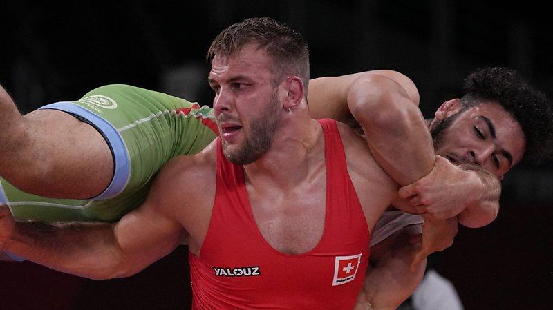 JO 2021 et lutte libre: le Suisse Stefan Reichmuth à 2 succès du bronze