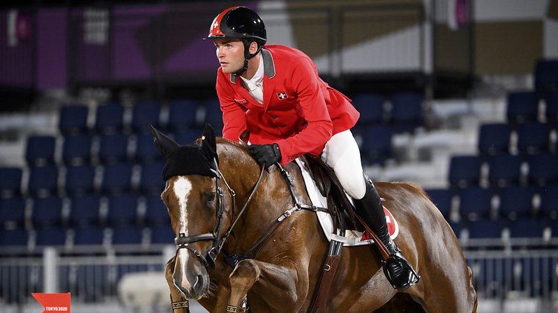 JO 2021 – Hippisme: la Suisse en finale du saut par équipe