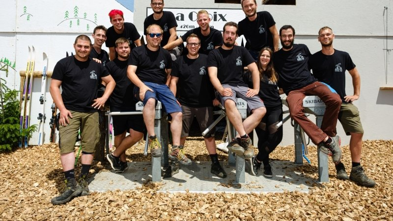 Giron: la jeunesse de Perroy peut enfin ouvrir sa… station de ski