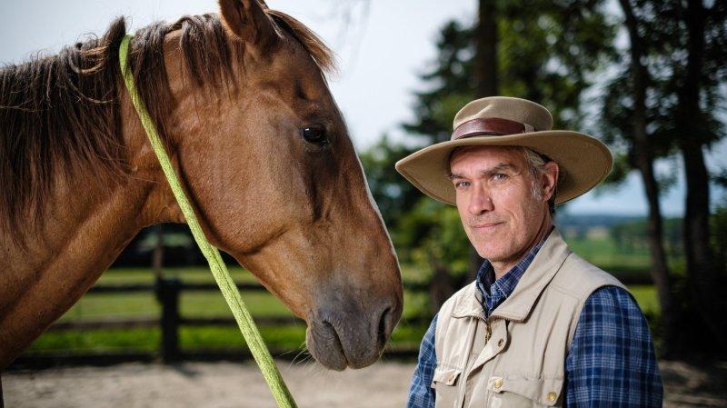 German Herrero, le musicien qui préfère les chevaux aux humains