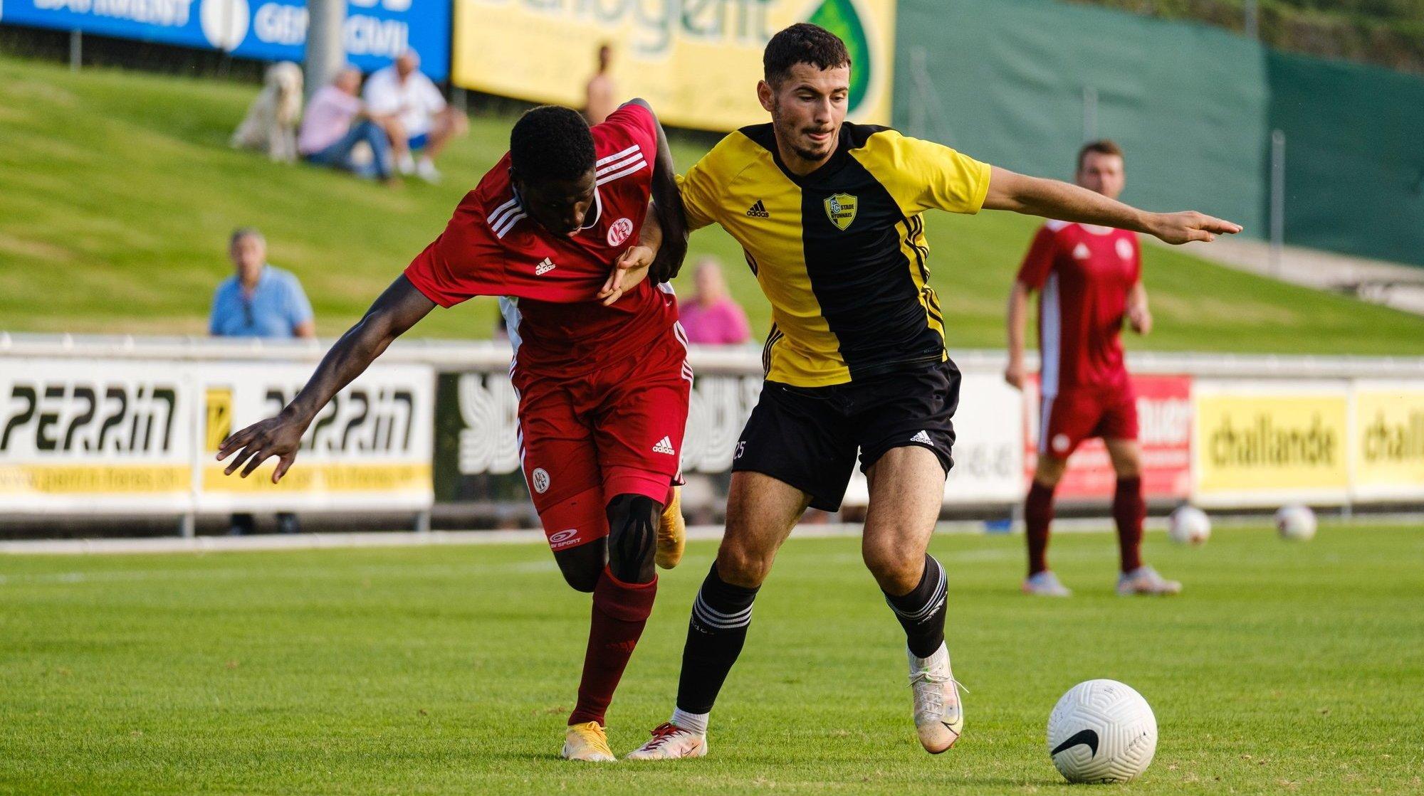 Salaire minimum pour le Stade Nyonnais face à Breitenrain