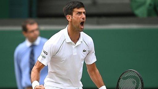 Tennis: Djokovic rejoint Berrettini en finale à Wimbledon