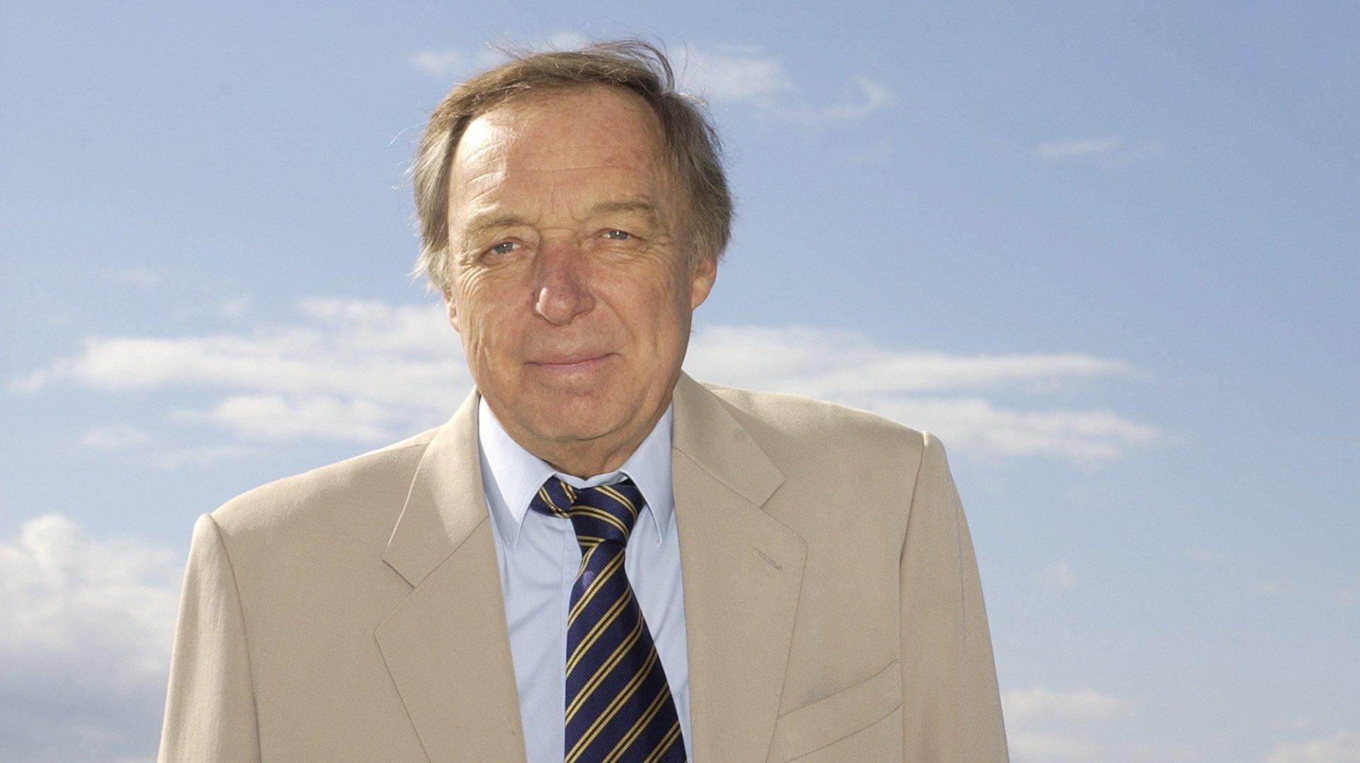 Vaud: décès de l'ancien haut-commissaire aux réfugiés Jean-Pierre Hocké