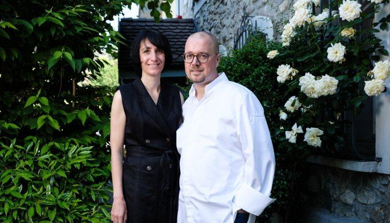 Stéphane Décotterd et son épouse se lancent un nouveau défi.
