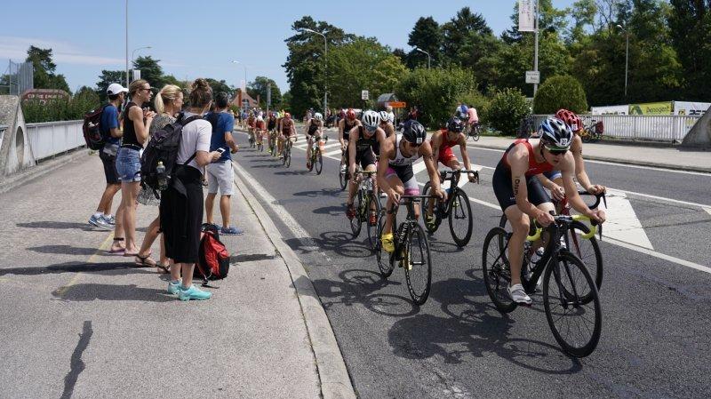 Triathlon de Nyon: perturbations du trafic en vue