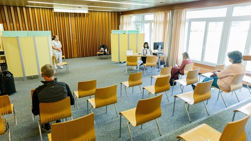 Les centres de vaccination de Nyon et Genolier fermeront en août