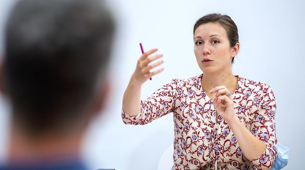 Caroline Marti, présidente de l'ATE Genève, espère que les recommandations émises par son association serviront pour de futures infrastructures.