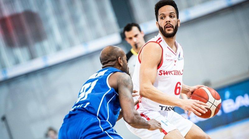 Basket: l'équipe de Suisse jouera deux matches à Nyon