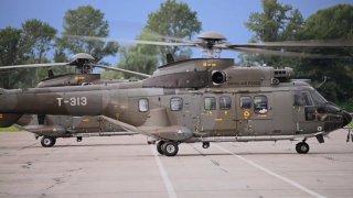 Incendies en Grèce: la Suisse envoie 3 hélicoptères pour lutter contre le feu