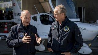 Cinq ans après Solar Impulse, «l'aviation propre est en marche»