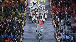 JO 2021: Mujinga Kambundji et Max Heinzer porte-drapeaux de la Suisse