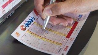 Loterie: un joueur décroche le jackpot au Swiss Loto