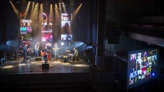Coronavirus: les Suisses prêts à payer un tiers du prix pour un concert en streaming