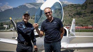 André Borschberg de Solar Impulse: «De nombreux avions seront convertis à l'électrique»