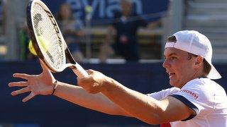 Tennis: il n'y a plus de Suisses à Gstaad, Stricker et Riedi battus