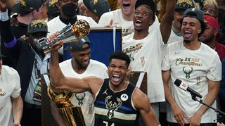 Basketball: les Milwaukee Bucks remportent la NBA