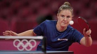 Tennis de table: Rachel Moret réussit son entrée aux JO de Tokyo