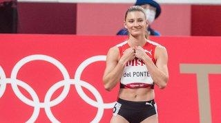 JO 2021 – Athlétisme: Ajla Del Ponte 5e et Mujinga Kambundji 6e de la finale du 100m, triplé de la Jamaïque