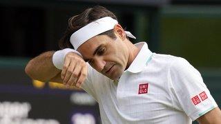 Tennis: Roger Federer à nouveau opéré et sur le flanc pendant de longs mois