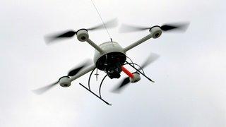 Environnement: un drone pour détecter l'eau dans le sous-sol