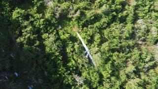 Valais: un pilote de motoplaneur se tue au-dessus de Conthey