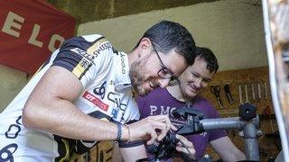 Grâce au PiNyon, réparer son vélo devient un jeu d'enfant