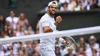 Tennis - Wimbledon: Berrettini en finale