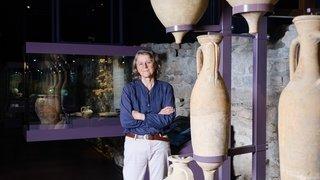 Nyon: elle a veillé sur les vestiges romains durant 30 ans