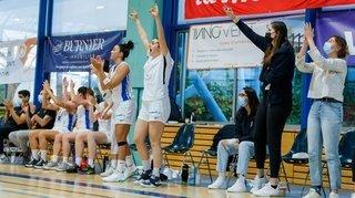 Une meneuse américaine débarque au Nyon Basket Féminin