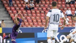 Football: le Lausanne-Sport sort perdant contre le Zurich
