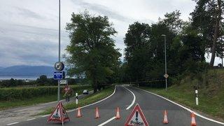 Accident entre Aubonne et Lavigny: le motard a perdu la vie