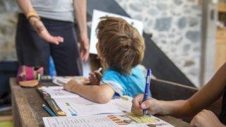 Vaud: l'école à la maison devient plus stricte