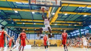 Nyon, plus que jamais ville de basket