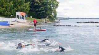 Triathlon de Nyon en images