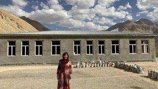 Duillier: Taiba Rahim poursuit ses actions en faveur des jeunes Afghans