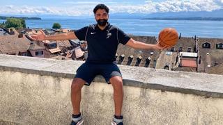 Hakim Salem veut faire passer un cap au Nyon Basket Féminin