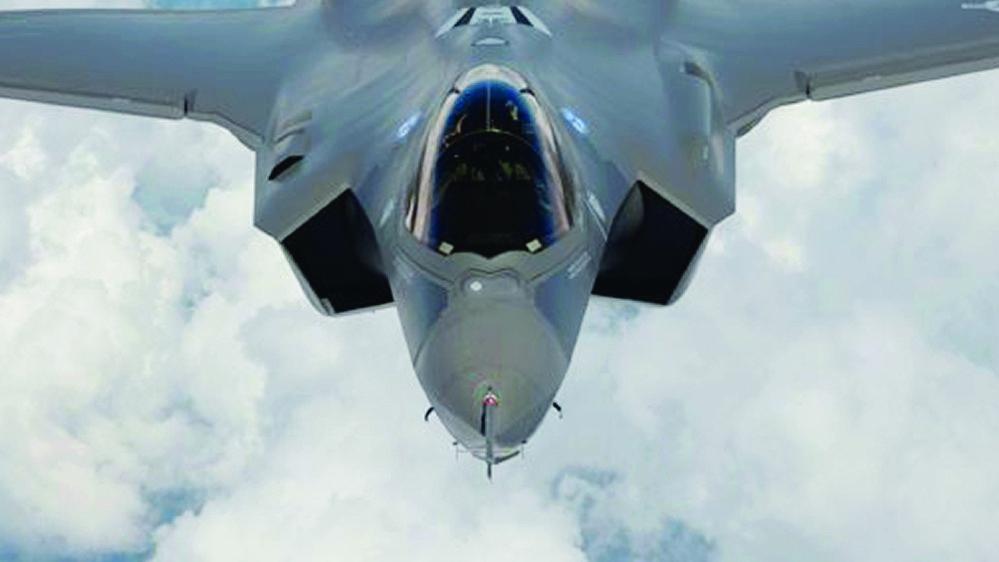 La Suisse va acheter 36 F-35A.
